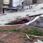 Tin tức trong ngày - Vụ nổ ở Đài Loan thổi bay cả ô tô lên nóc nhà cao tầng