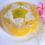 Ẩm thực - 6 món thạch ngọt mát đánh tan nóng hè