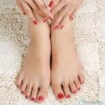 Làm đẹp - 6 bước chăm sóc hàng ngày cho bàn chân đẹp