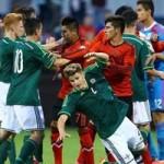 Bóng đá - Cầu thủ trẻ đánh nhau như côn đồ ở Milk Cup 2014