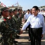 """Tin tức trong ngày - Quân đội TQ quyết trị """"hùm xám"""" Chu Vĩnh Khang"""