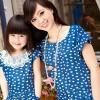 Bí quyết may váy đôi đẹp cho mẹ và bé