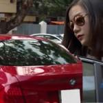 """Ngôi sao điện ảnh - Ngọc Anh lái xế sang đi """"săn"""" tài năng âm nhạc"""