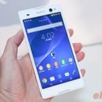 """Thời trang Hi-tech - Ngắm điện thoại """"tự sướng"""" Sony Xperia C3 mới"""