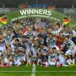 Bóng đá - Đức vô địch U19 châu Âu 2014: Sẵn sàng lực lượng kế thừa