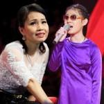 Ca nhạc - MTV - Cẩm Ly bị chỉ trích vì thiên vị cô bé khiếm thị