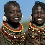 Phi thường - kỳ quặc - Tục lệ kỳ lạ của thổ dân Kenya