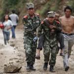 Tin tức trong ngày - Số người chết trong trận động đất ở TQ tăng lên 367