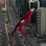 Phim - Cảnh phim rơi từ độ cao 10 mét vẫn vô sự
