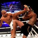Thể thao - Cú đá knock-out thần sầu hạ gục đối phương