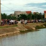 Tin tức trong ngày - Phát hiện xác chết nam giới nổi trên kênh thủy lợi