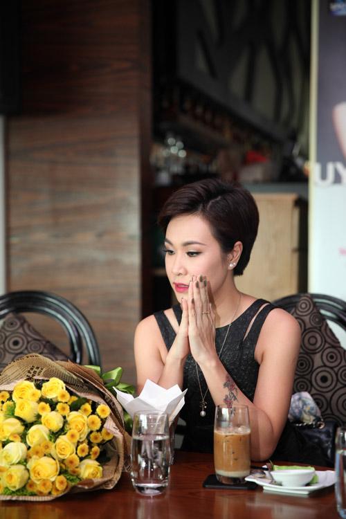 Uyên Linh: Sẽ xử đẹp nếu ai bôi xấu danh dự của tôi - 1