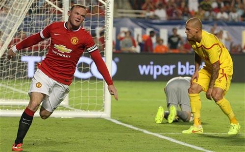Wayne Rooney: Đội trưởng và hơn thế nữa - 1