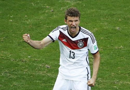 """""""Đừng bắt chước Ronaldo, Messi, hãy học Muller"""" - 1"""