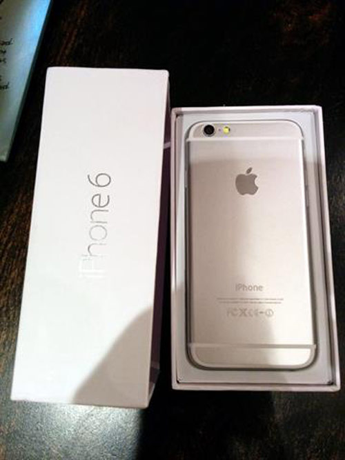 """iPhone 6 """"nhái"""" chạy Android xuất hiện - 1"""