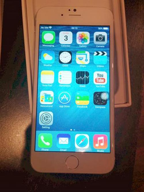 """iPhone 6 """"nhái"""" chạy Android xuất hiện - 3"""