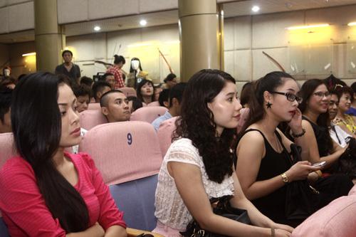 Theo chân giới trẻ Hà Nội đi casting phim - 7