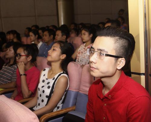Theo chân giới trẻ Hà Nội đi casting phim - 9