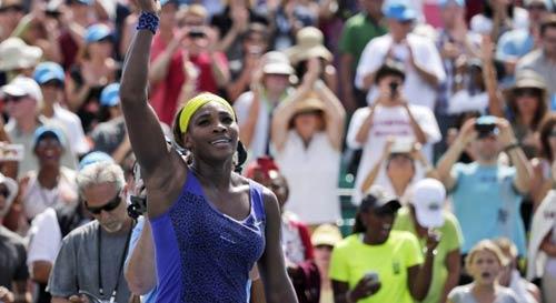 Serena lấy lại niềm tin - 1
