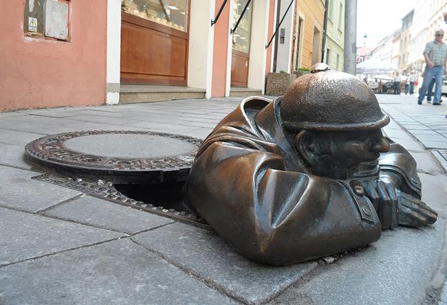 Những tác phẩm điêu khắc ấn tượng nhất thế giới - 24