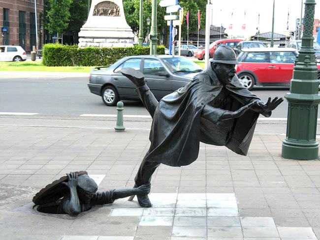 Những tác phẩm điêu khắc ấn tượng nhất thế giới - 12