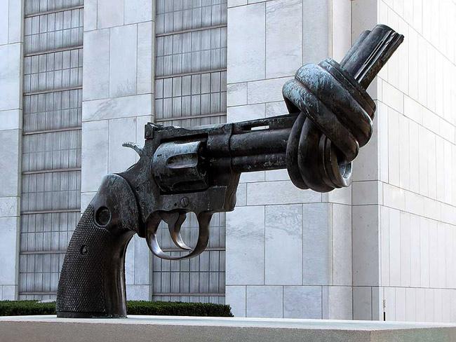 Những tác phẩm điêu khắc ấn tượng nhất thế giới - 6