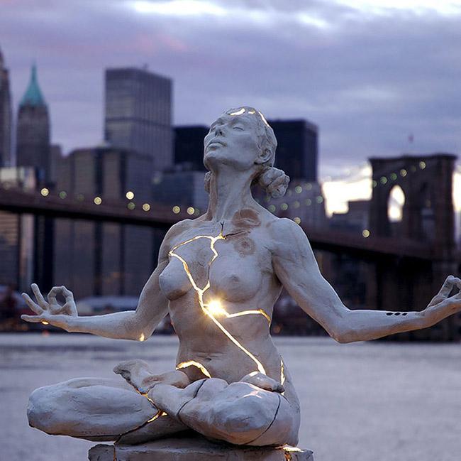 Những tác phẩm điêu khắc ấn tượng nhất thế giới - 2