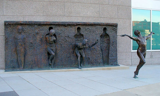 Những tác phẩm điêu khắc ấn tượng nhất thế giới - 7