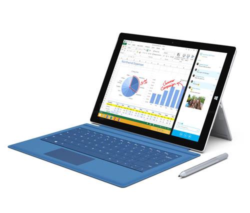 Microsoft Surface Pro 3 bắt đầu bán ra, giá 17 triệu đồng - 1