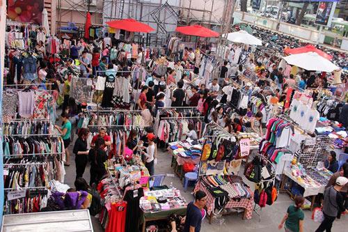 Đi chợ sale săn hàng độc, giá rẻ ở Sài Gòn - 1