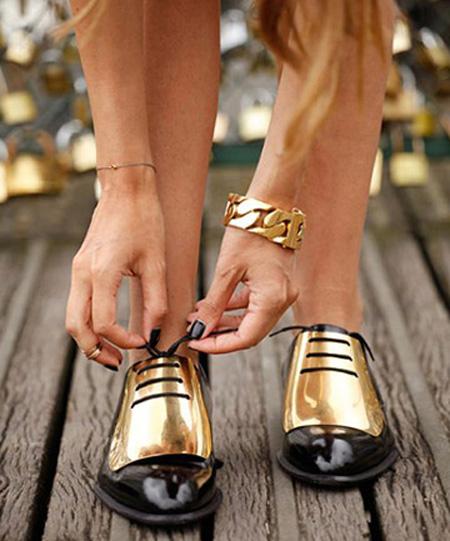Thu 2014: Đừng bỏ qua đôi giày của phái mạnh! - 1