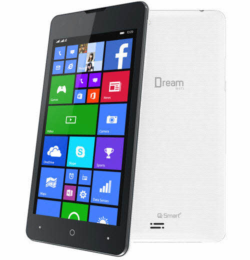 Q-Smart sắp tung loạt điện thoại Windows Phone đầu tiên - 1