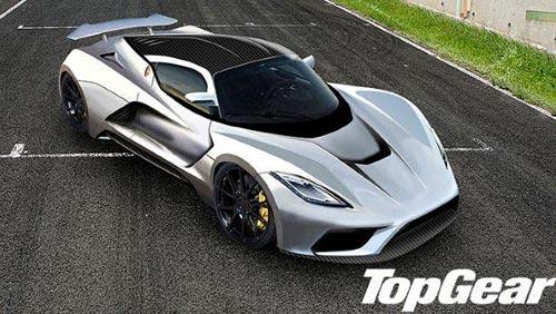 Hennessey Venom F5: Siêu xe mạnh nhất thế giới - 1