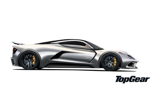 Hennessey Venom F5: Siêu xe mạnh nhất thế giới - 2