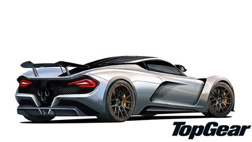 Hennessey Venom F5: Siêu xe mạnh nhất thế giới - 3