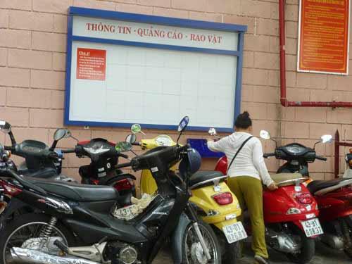 Đà Nẵng: DN được quảng cáo, rao vặt miễn phí cạnh... WC! - 4