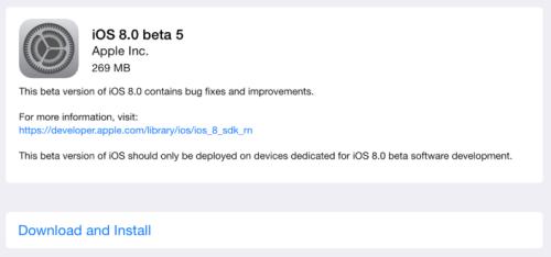Windows Phone 8.1 và iOS 8 cùng có bản cập nhật - 2