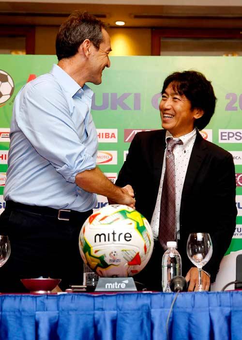 """Thoát bảng """"tử thần"""", ĐTVN đặt mục tiêu vô địch AFF Cup 2014 - 2"""