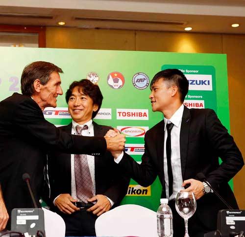"""Thoát bảng """"tử thần"""", ĐTVN đặt mục tiêu vô địch AFF Cup 2014 - 3"""