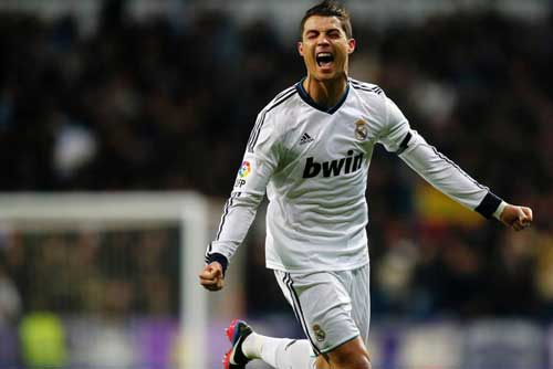 Galacticos và niềm vui của Ronaldo - 1