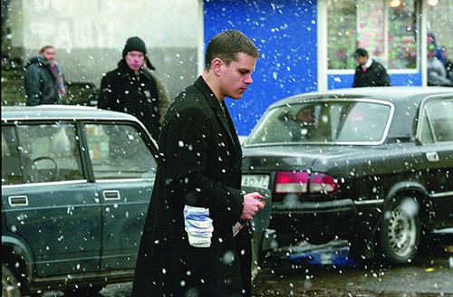 """Video: Cảnh rượt đuổi phim """"Quyền lực của Bourne"""" - 1"""
