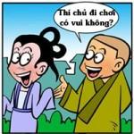 Cười 24H - Thiếu Lâm hài (10): Nữ thí chủ tham ăn