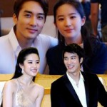 Phim - Ghen tỵ vì dàn người tình màn ảnh của Lưu Diệc Phi