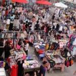 Thị trường - Tiêu dùng - Đi chợ sale săn hàng độc, giá rẻ ở Sài Gòn