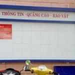 Thị trường - Tiêu dùng - Đà Nẵng: DN được quảng cáo, rao vặt miễn phí cạnh... WC!