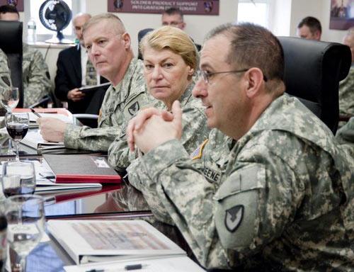Tướng Mỹ bị đồng minh bắn chết ở Afghanistan - 1