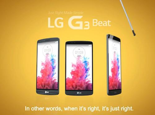 Điện thoại cao cấp LG G3 Stylus lộ video - 1