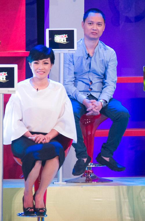 """Phương Thanh, Minh Nhí """"chặt chém"""" trên ghế nóng - 7"""
