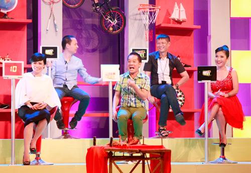 """Phương Thanh, Minh Nhí """"chặt chém"""" trên ghế nóng - 3"""