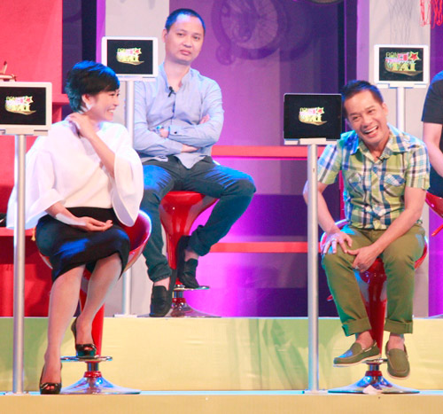 """Phương Thanh, Minh Nhí """"chặt chém"""" trên ghế nóng - 8"""